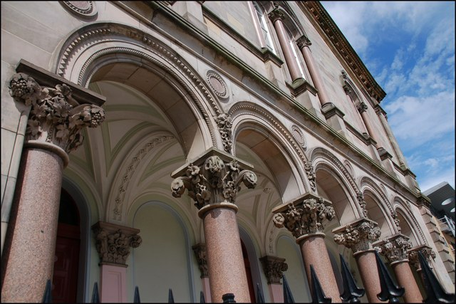 The Elmwood Hall, Belfast (3)