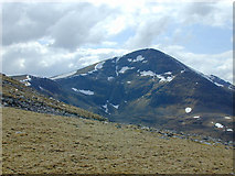 NH2172 : Western slopes of Beinn Liath Mhor Fannaich by Nigel Brown