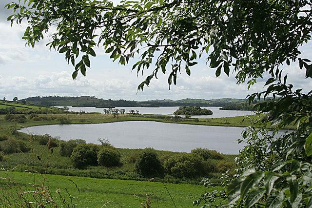 Lough Muckno Co.Monaghan Eire.
