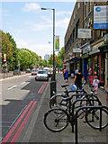 TQ3479 : Jamaica Road, Bermondsey by Stephen McKay