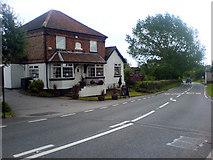 SK7064 : The Angel Inn, Kneesall by James Hill