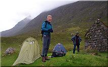 NH0681 : Shenavall Bothy by Alex Harris