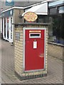 SZ2193 : Highcliffe: postbox № BH23 39 by Chris Downer