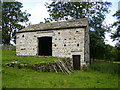 SD7088 : A classic restored Dales barn near Dent by Phil Catterall