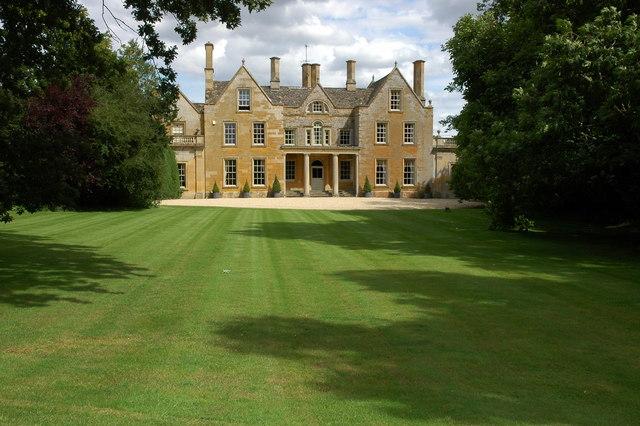 Tidmington House