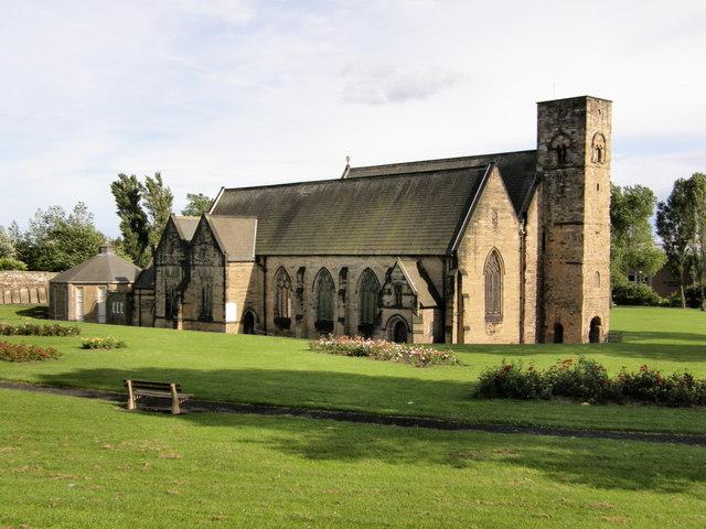 St Peter's Church - Monkwearmouth