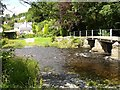 SJ0612 : Bridge across the Vyrnwy, Dolanog by Penny Mayes