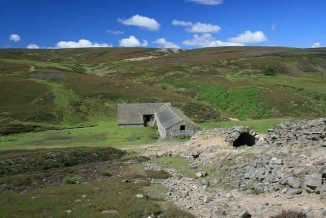Grinton Lead Smelting Mill