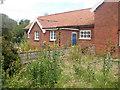 TF9828 : Abandoned school by David Williams