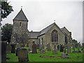 SX2358 : St Cuby's church by Ian Taylor