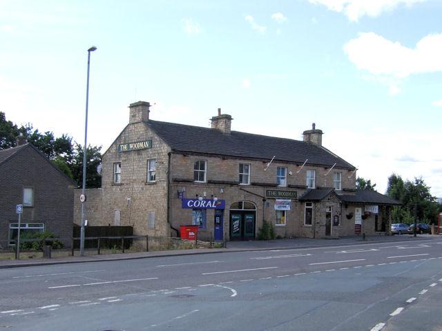 The Woodman, Leeds Road, Bradley