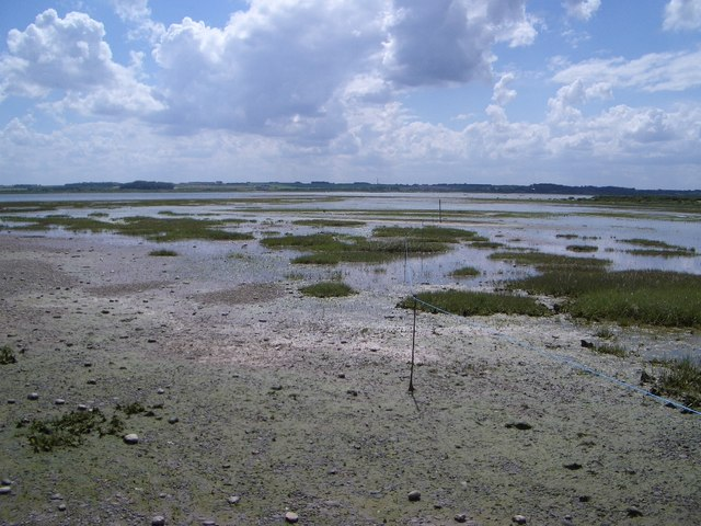 Mudflats South of Blakeney Point