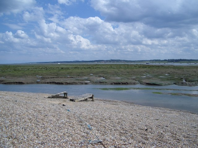 Pits Point South of Blakeney Point
