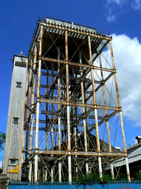 GWR water tower, Bristol Street, Swindon