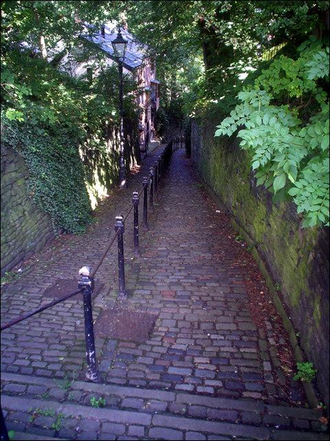 Macclesfield short-cuts