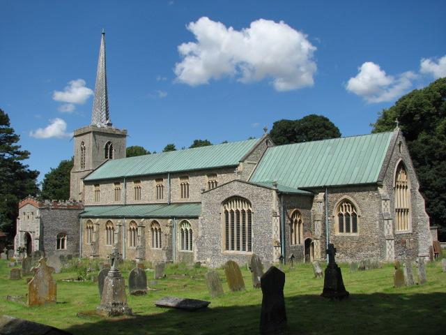 St Mary, Little Walsingham