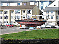 SN5881 : Aberystwyth Harbour by John Lucas