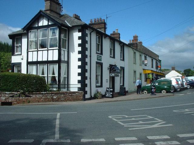Granny Dowbekin's Tea Shop at Pooley Bridge