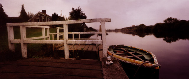 Thelwall Ferry