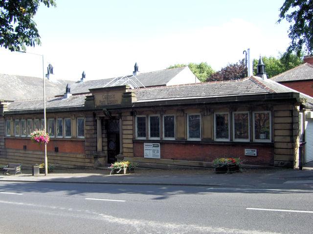 Penistone - Carnegie Library