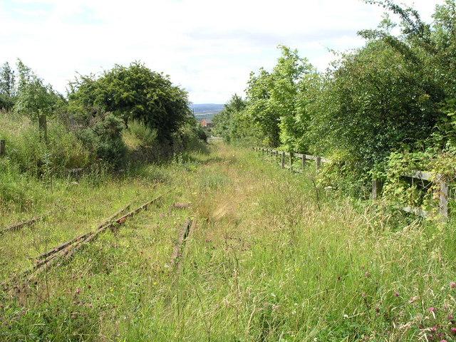 Bowes Railway.
