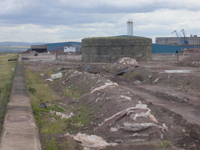 The Martello Tower in Wasteland
