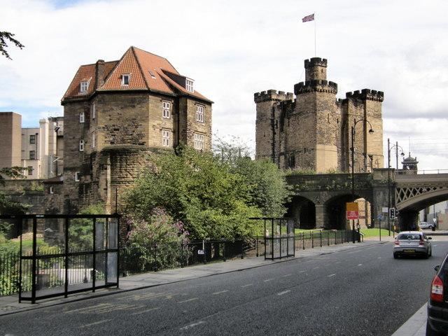 Black Gate and Keep - Newcastle Upon Tyne