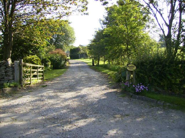 Drive to Newstead Farm