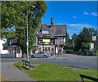 TA0832 : The Cross Keys pub by Paul Harrop
