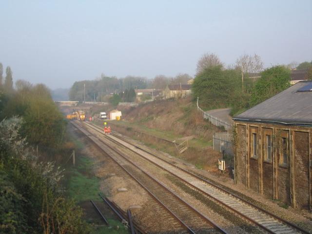 Corsham Station Engine House