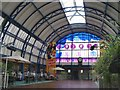 ST3188 : The Gallery, Newport Indoor Market by Robin Drayton