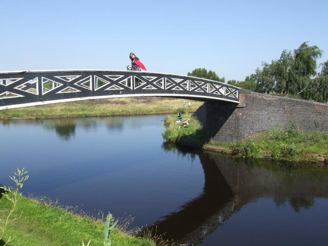 Pelsall Junction, Wyrley and Essington Canal