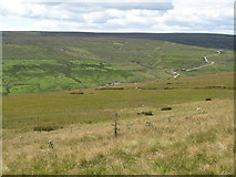 NY8944 : The valley of Rookhope Burn (2) by Mike Quinn