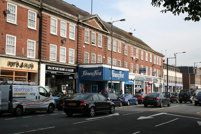 'Fitness First', Brighton Road, Purley