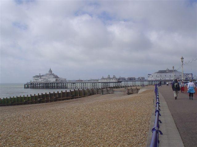 Eastbourne, Promenade