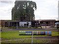 SE4006 : Ash Tree farm riding centre. by Steve  Fareham