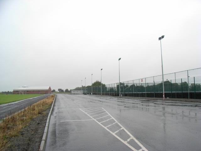 Meath & District League Soccer Grounds