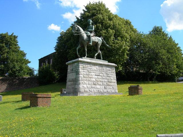 Statue of Kitchener, Chatham