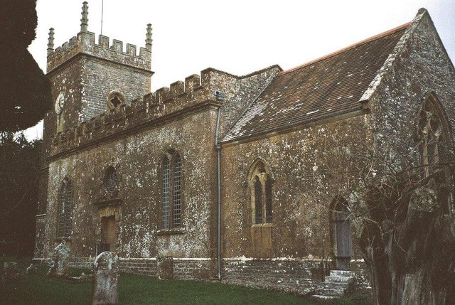 Melbury Osmond: parish church of St. Osmund