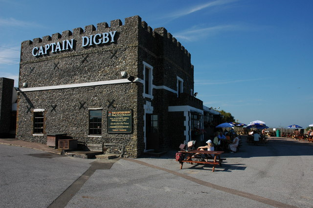 The Captain Digby, Kingsgate