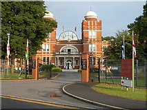 TQ7668 : Royal Engineers Museum by Danny P Robinson
