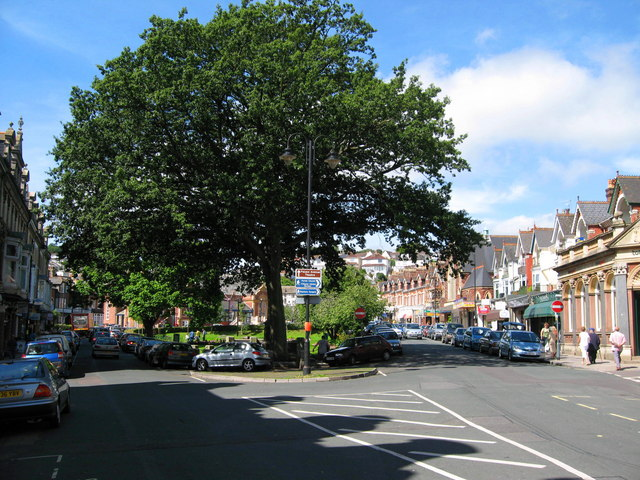 Palace Avenue  Paignton