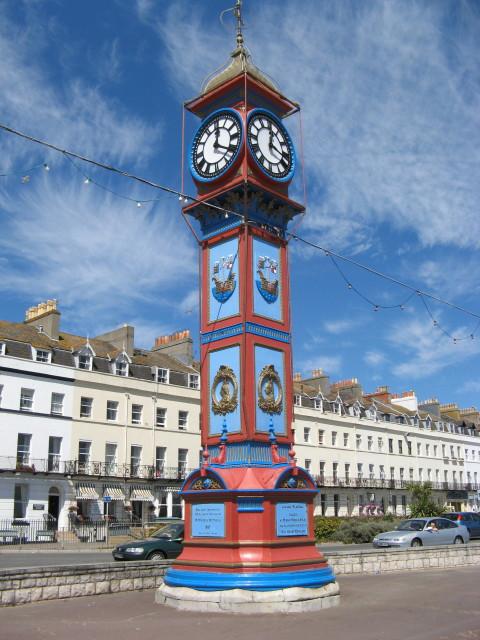Jubilee Clock Tower, Weymouth