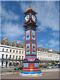 SY6879 : Jubilee Clock Tower, Weymouth by Brian