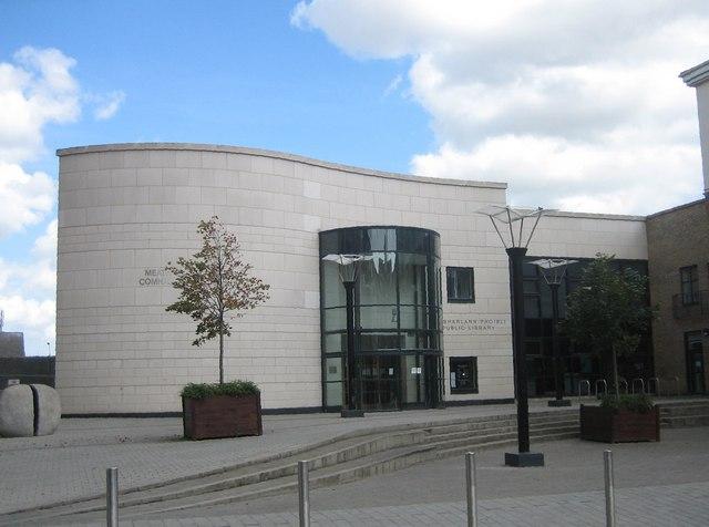 Ashbourne Library