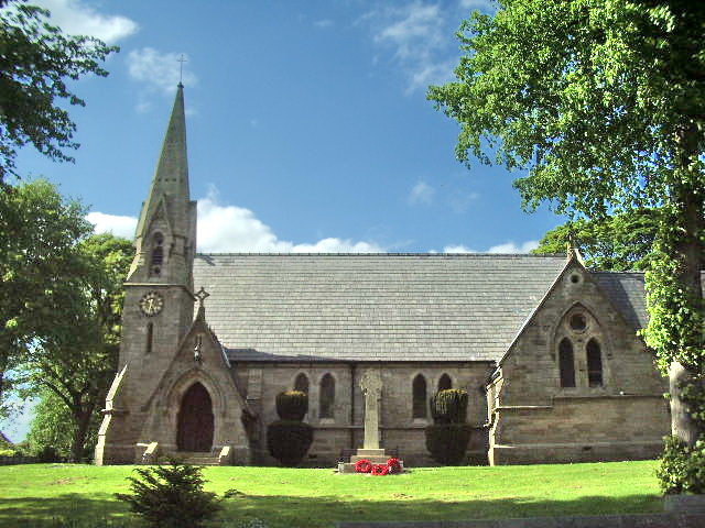 The Parish Church of St John the Evangelist, Higham