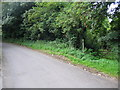 ST6836 : Footpath to Henley Grove Farm by Phil Williams