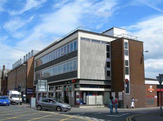 Ayr Post Office