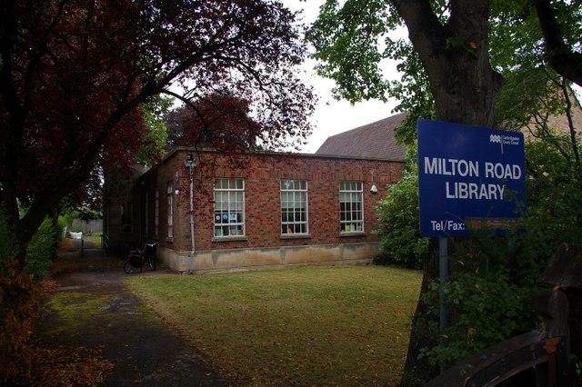Milton Road Library