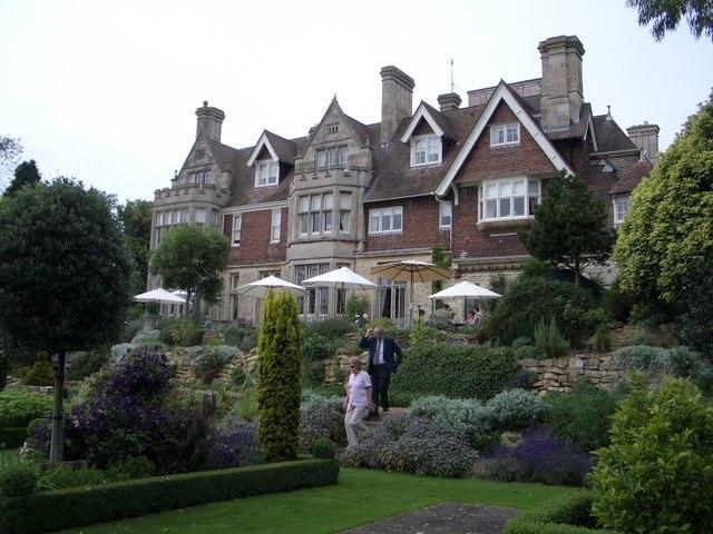 Hambleton Hall at Rutland Water